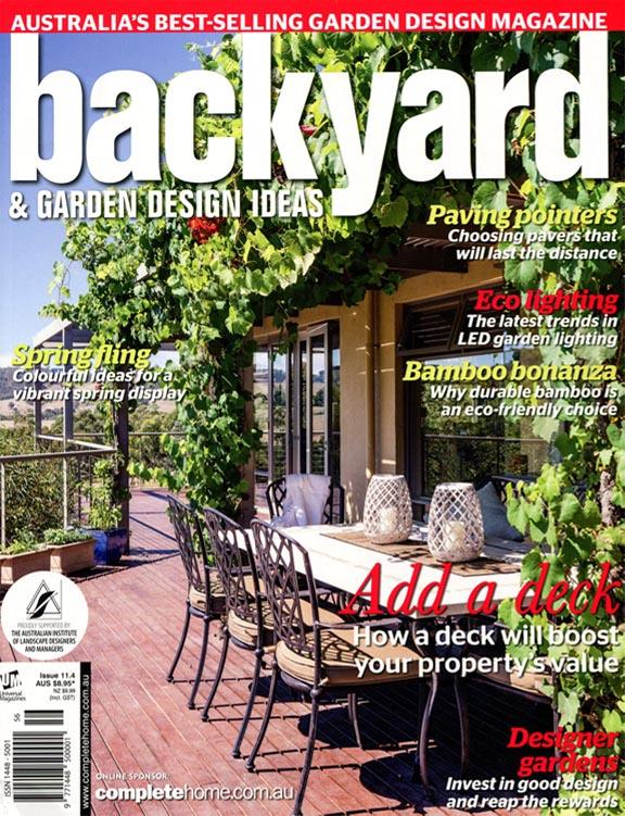 Contemporary Garden Design Magazine Ideas Issue 114 Featuring Ian Barker Gardens On Inspiration