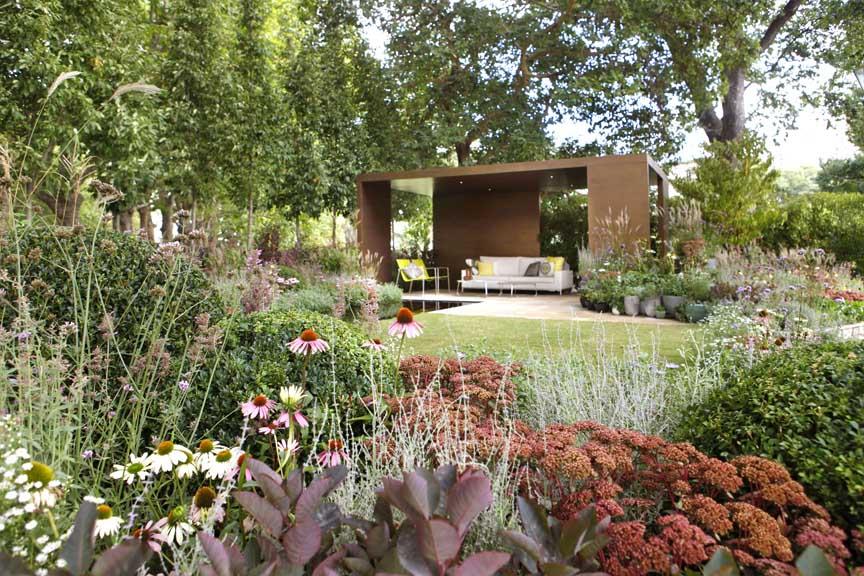 Award winning garden design for Award winning backyard designs