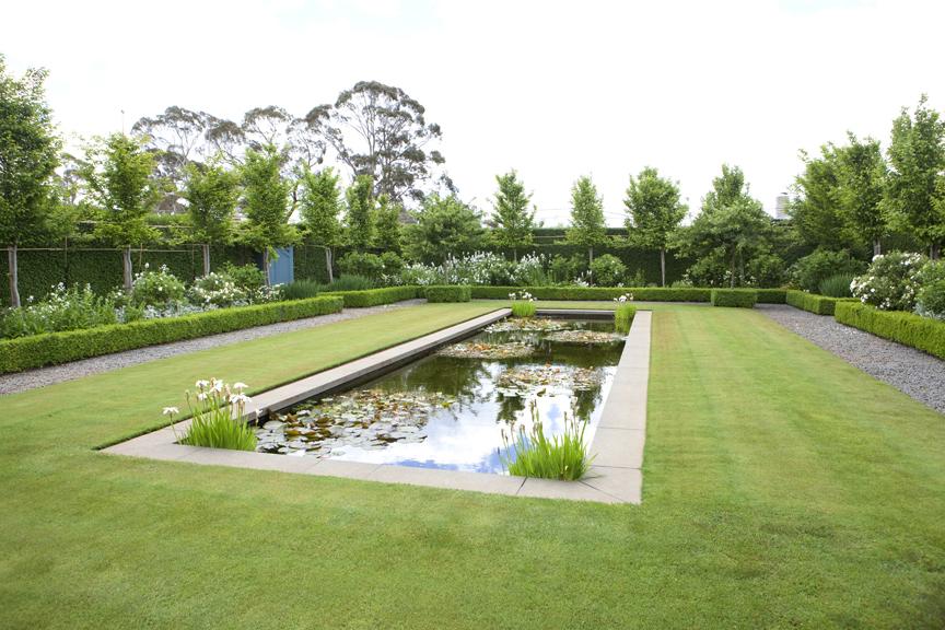 Stonefields - Ian Barker Gardens - Garden Design Melbourne