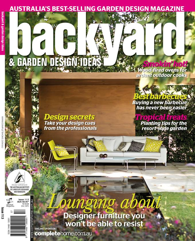 Ian barker gardens in backyard garden design ideas 11 5 for Garden design jobs melbourne