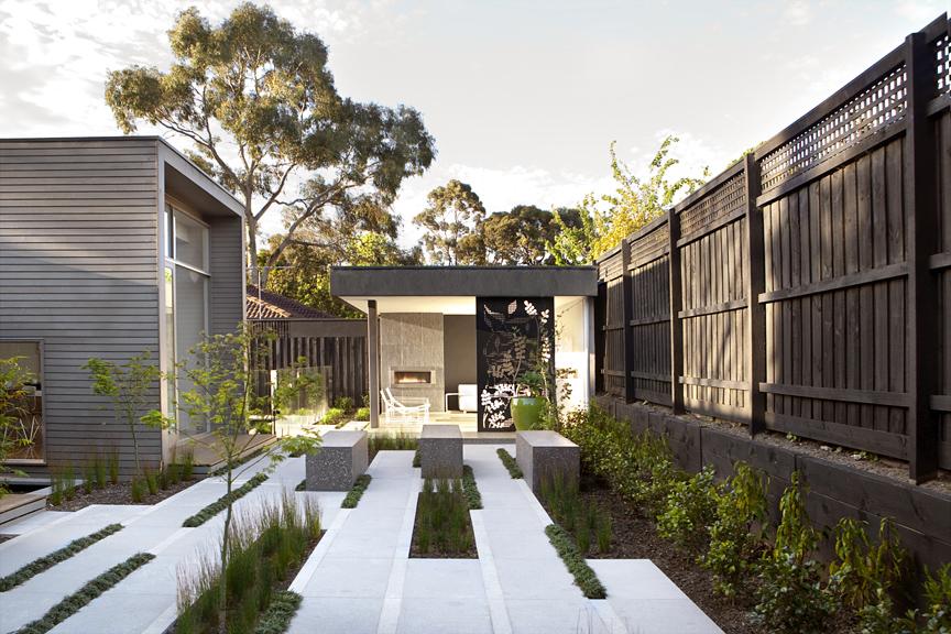 Australian House Amp Garden Magazine Feature Outdoor Rooms