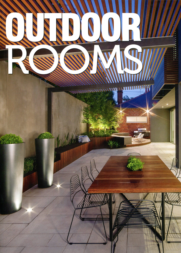 Outdoor rooms magazine for Outdoor rooms photos