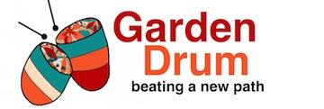 Garden Drum Logo