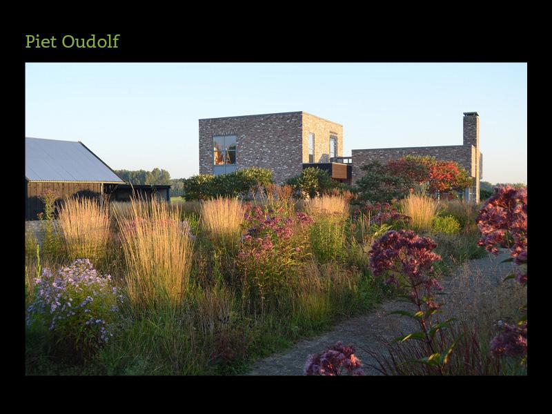 Piet oudolf for Piet oudolf landscape architect