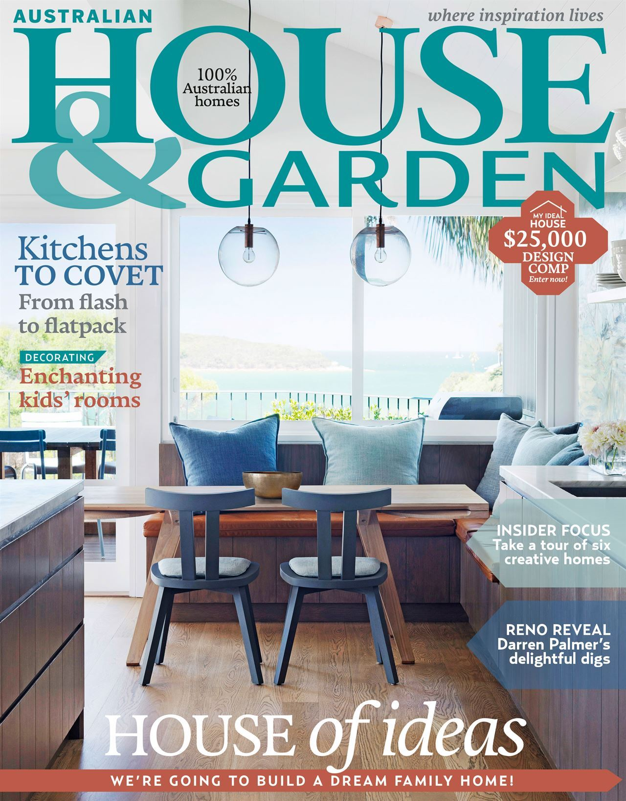 Australian House Garden Magazine Are Once Again Partnering With Ian Barker Gardens To Produce The