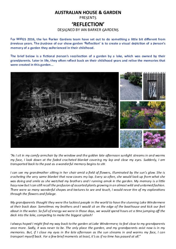 Mifgs2016brief h for Landscape design jobs melbourne