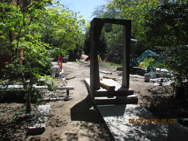 Job of the month camberwell project for Garden design jobs melbourne