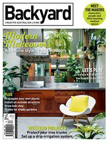 Backyard Magazine Issue 13.6 Cover