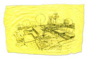 Buxton Garden Design Project. Ian Barker Gardens. Garden Notebook Edition 26