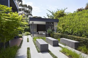 Surrey Hills Garden Design Project by Ian Barker Gardens