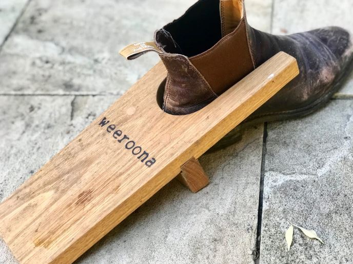 Boot Pull featured in Fathers Day gift recommendations by Ian Barker Gardens
