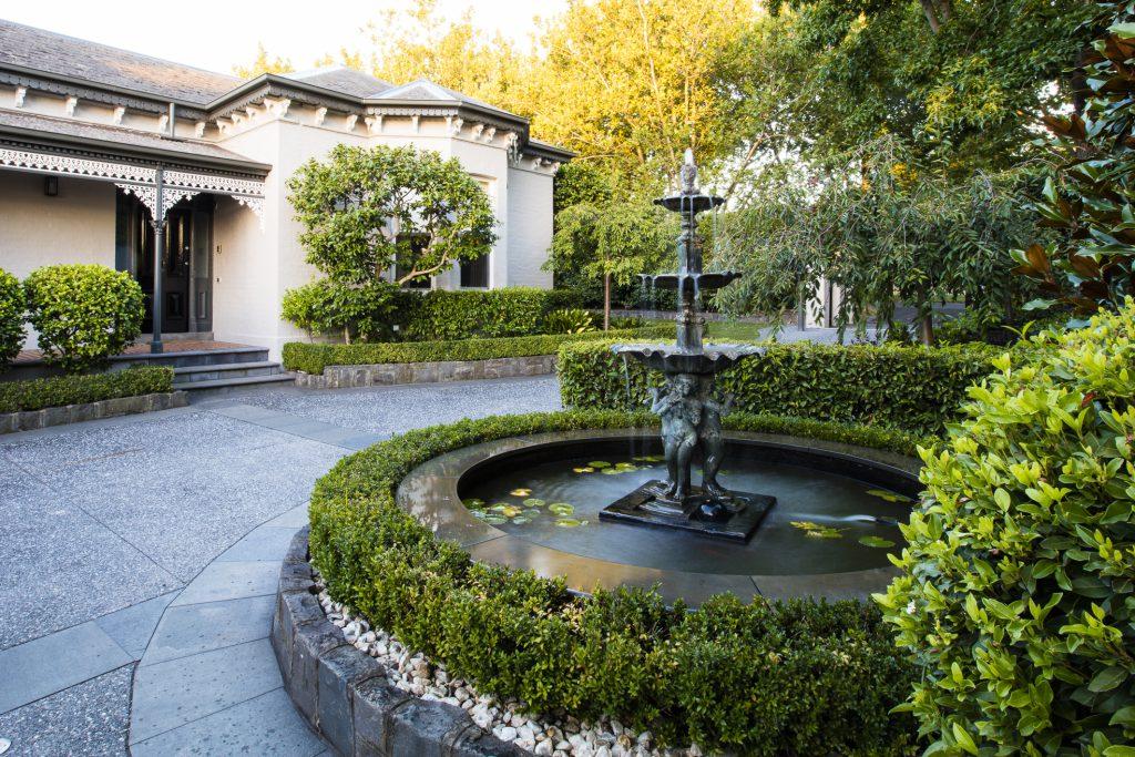 Formal Garden - Camberwell, VIC